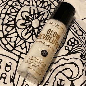 Makeup revolution glow face & body spray